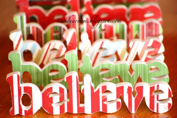 Simple Word Gifts