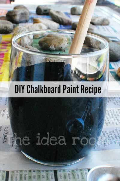 How-to-make-chalkboard-paint