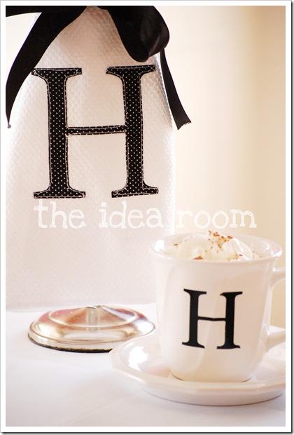 monogram mug 5