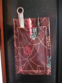 Fridge Pocket for Small Storage Items