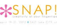 Introducing Snap! creativity at you fingertips