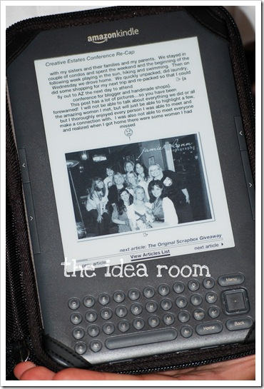 kindle idea room 3