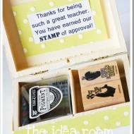 Teacher Gifts–—Stamp Sets