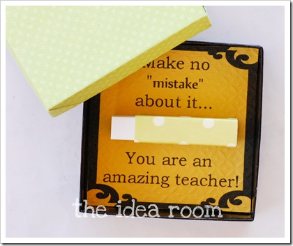 eraser teacher gift 1