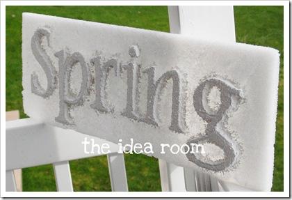 spring sign 4