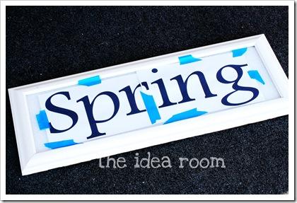 spring sign 7