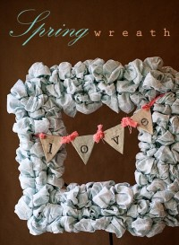 Spring Wreath with WhipperBerry