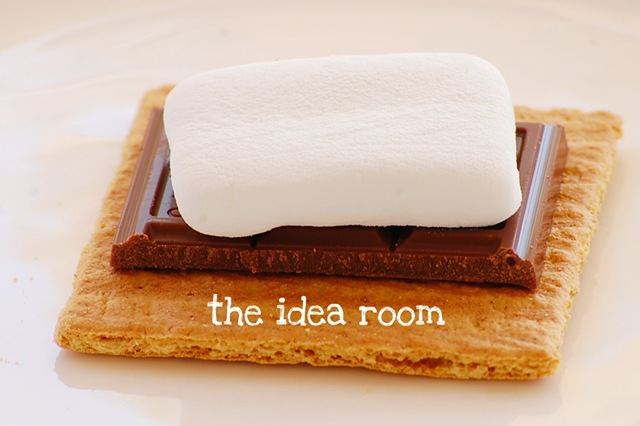 how to make smores in the microwave