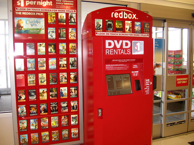RedBox Means Summer Time