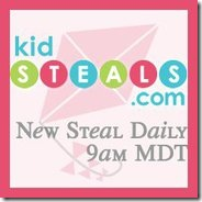 KidsSteals Daily Deal Site