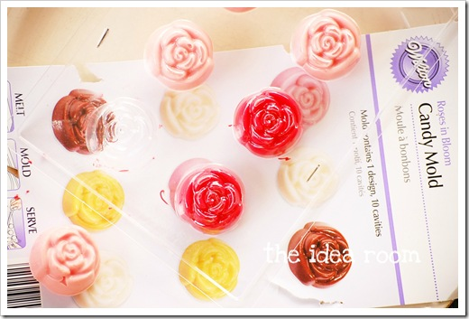 candy ring molds wm
