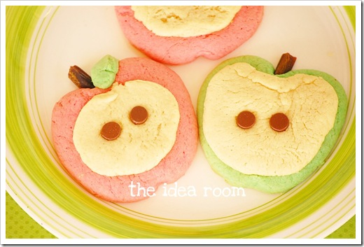 fruit sugar cookies 3wm