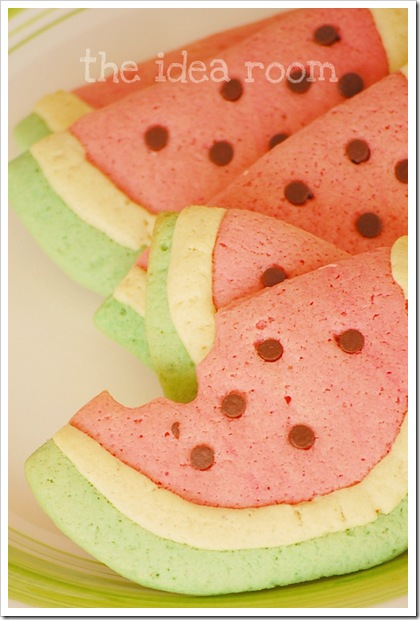 watermelon sugar cookies 9 wm