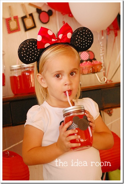 Minnie Mouse Party 11wm
