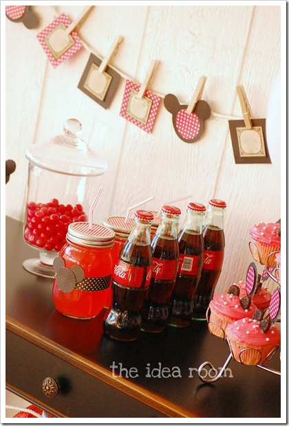 Minnie Mouse Party 4 wm