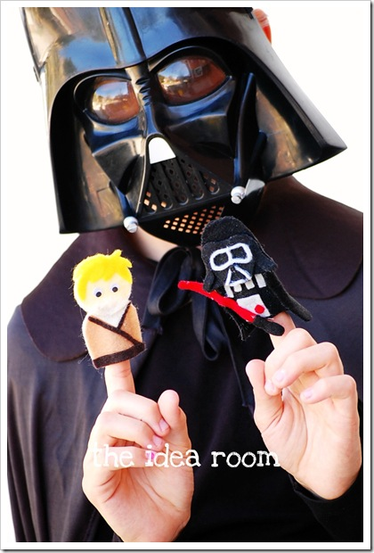 Star Wars Finger Puppet Patterns 5 wm