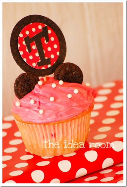 minnie mouse cupcakes 3wm