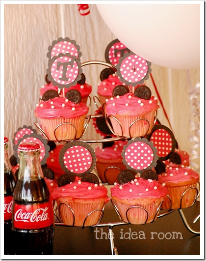 minnie mouse cupcakes 4wm