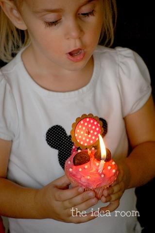 Minnie Mouse Cupcakes The Idea Room