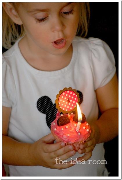 minnie mouse cupcakes 6wm