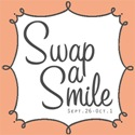 Swap a Smile Button to Linky Party