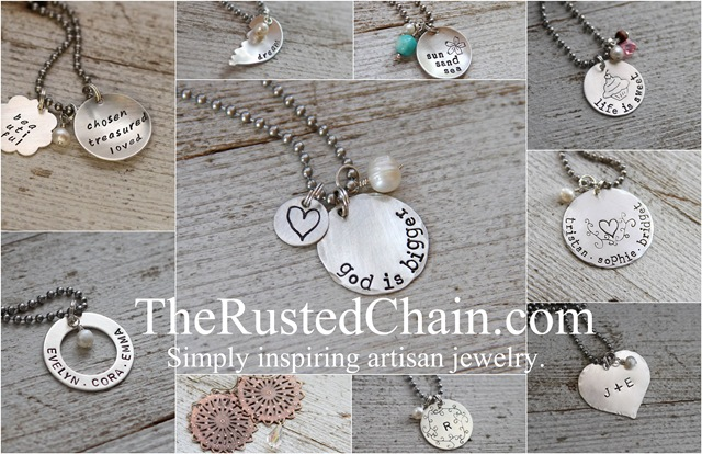 The Rusted Chain Giveaway