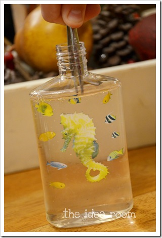 Thanksgiving Craft Soap Bottle cwm