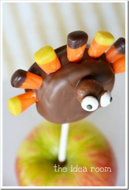 Turkey Oreo Pops 3wm