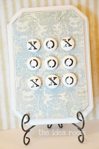 Gift Games—Tic Tac Toe