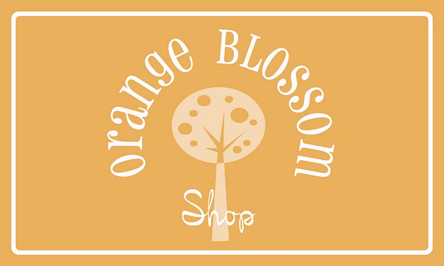 Orange Blossom Picture Frame Giveaway