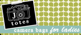 Jo Totes Giveaway–Camera Bags For Women