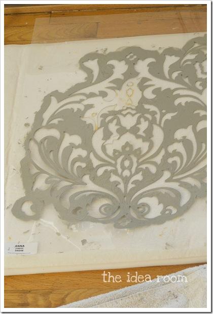 painted rug 9wm