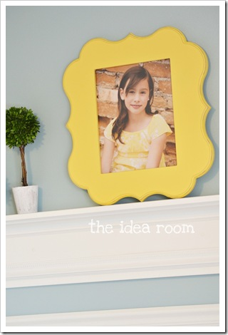 shaped picture frame 1wm