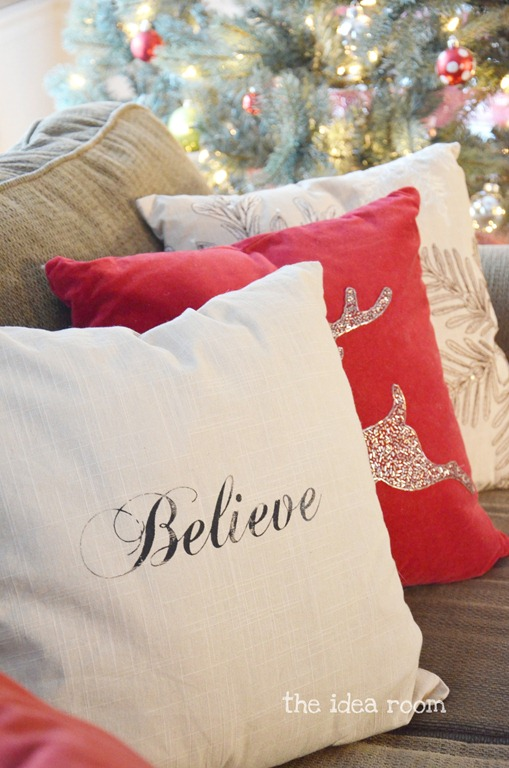 DIY Pillow - The Idea Room