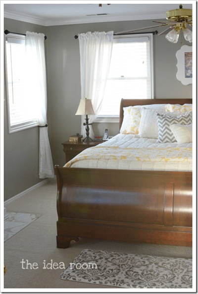 Choosing Wall Color For Small Rooms With High Ceilings