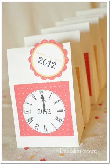 new years eve countdown bags 4wm