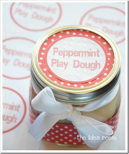 peppermint play dough 3wm