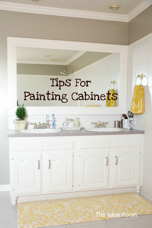 DIY Painted Cabinets Archives The Idea Room