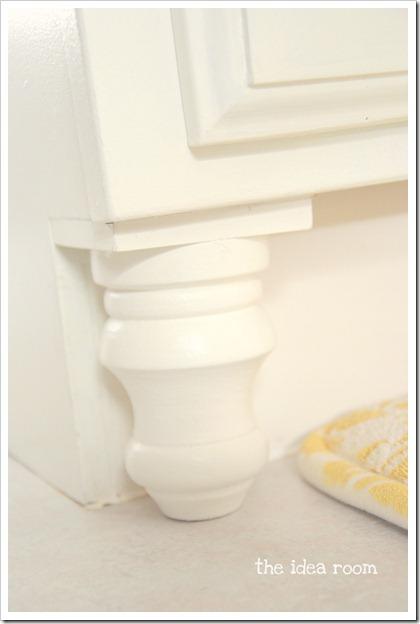 finial feet cabinets wm a