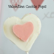 Valentine Treats – Cookie Pops