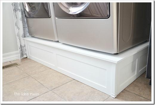 washer pedestal 1wm