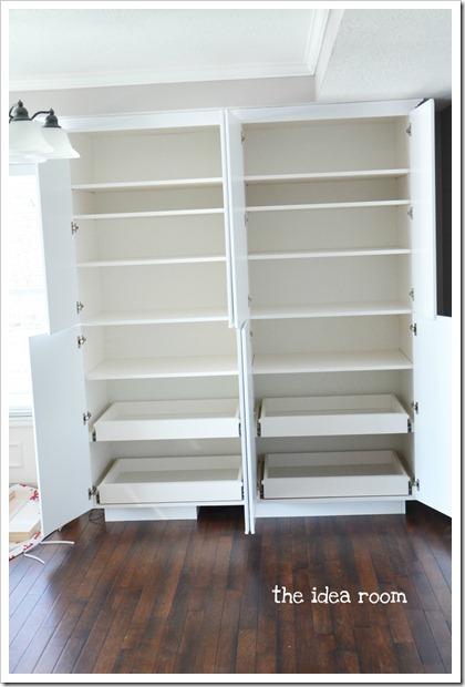 office cabinets empty wm