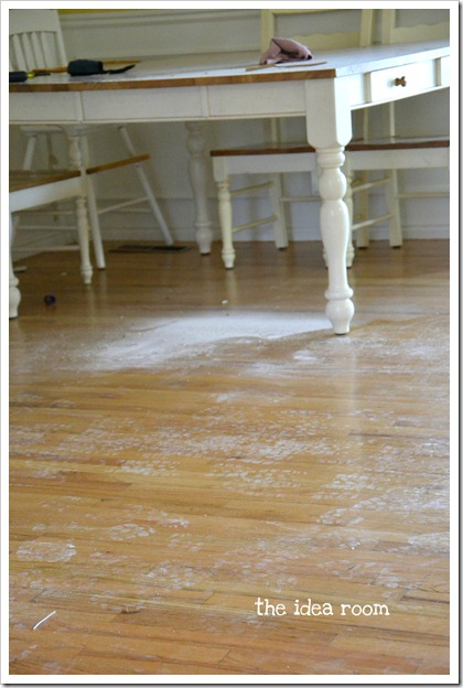 remodel dust wm
