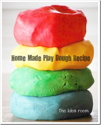 Home Made Play Dough wm cover