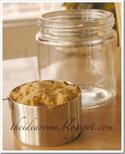 brown sugar scrub 2