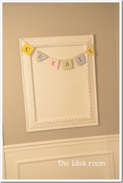 create bulletin board 2wm