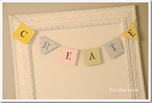 create bulletin board 3wm