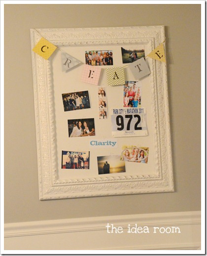 create bulletin board 4wm