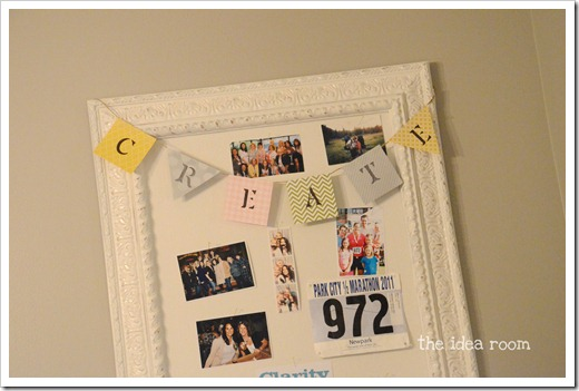 create bulletin board 5wm