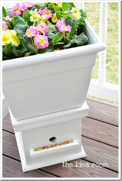 flower box bird house 5wm